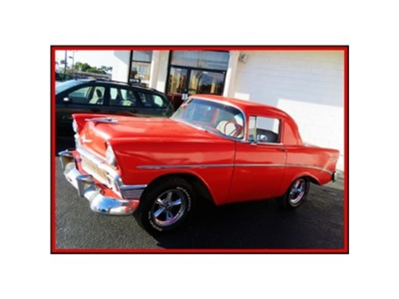 Large Picture of '56 Chevrolet 2-Dr Coupe located in Miami Florida Offered by Sobe Classics - G80M