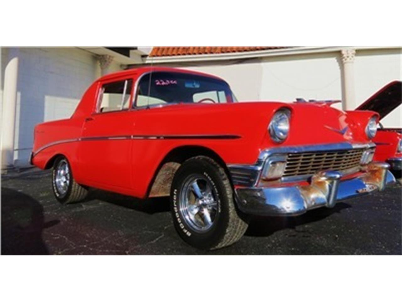 Large Picture of 1956 Chevrolet 2-Dr Coupe located in Miami Florida - $22,500.00 - G80M