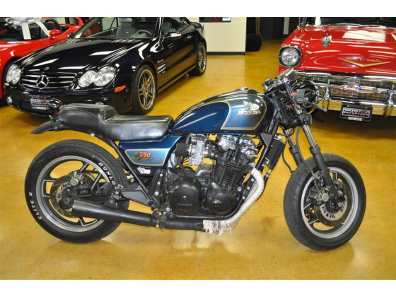 Large Picture of '81 Motorcycle - G824