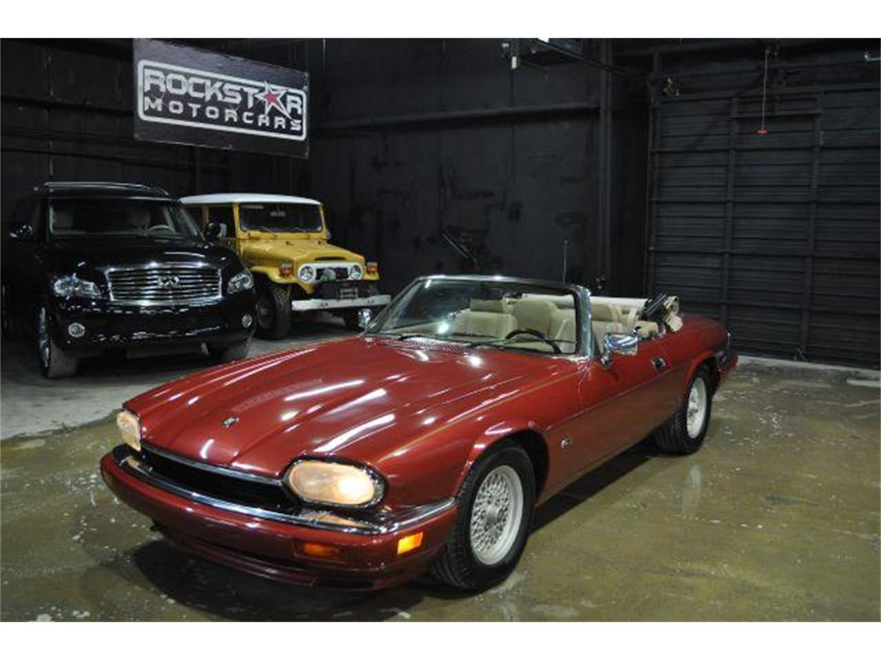 Large Picture of 1994 Jaguar XJS located in Tennessee Offered by Rockstar Motorcars - G84N