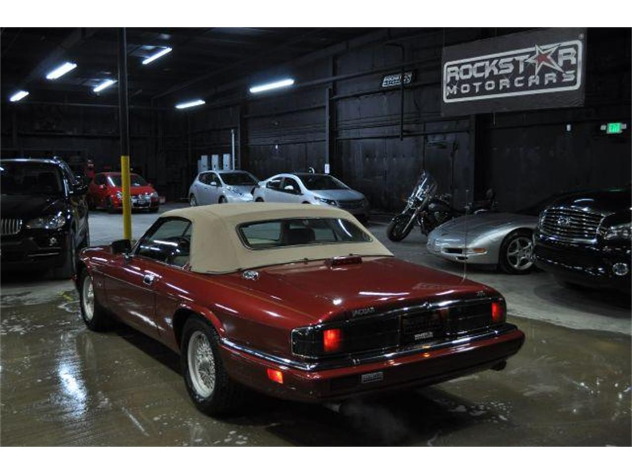 Large Picture of 1994 Jaguar XJS Offered by Rockstar Motorcars - G84N