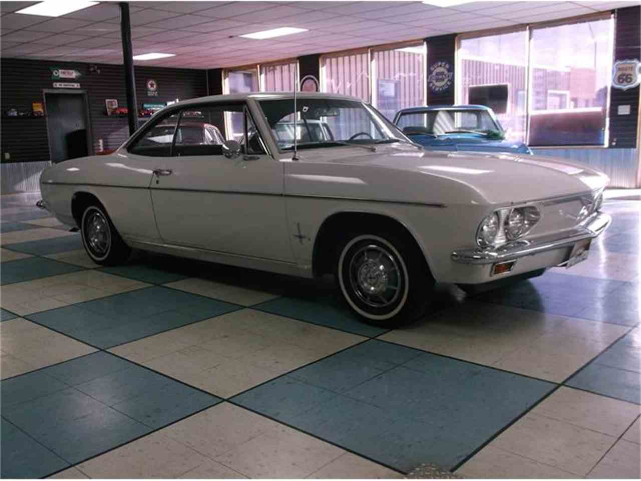 Large Picture of '67 Corvair - G87K