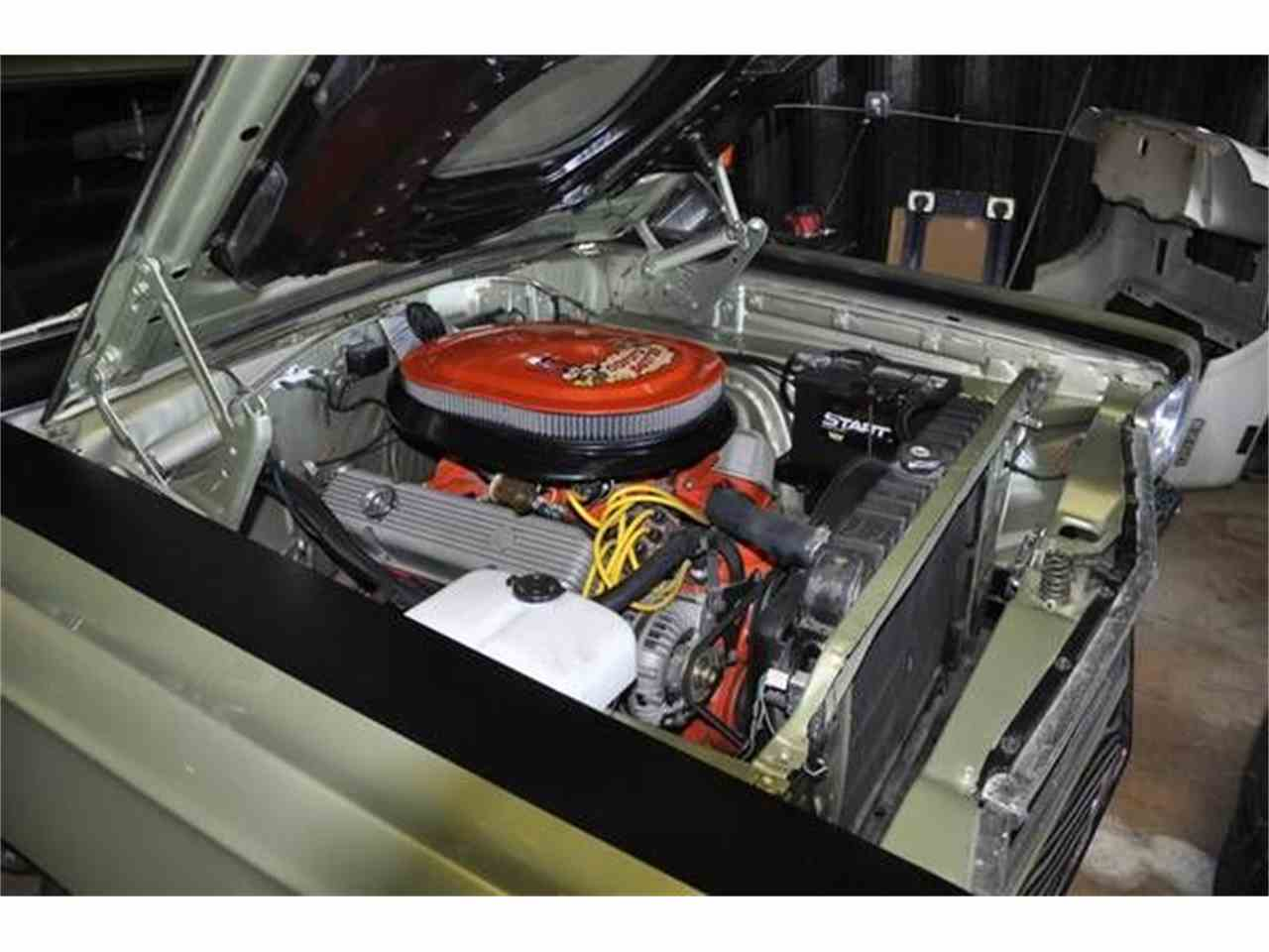 Large Picture of '69 Plymouth Road Runner located in Cadillac Michigan - $32,495.00 Offered by Classic Car Deals - G8CC