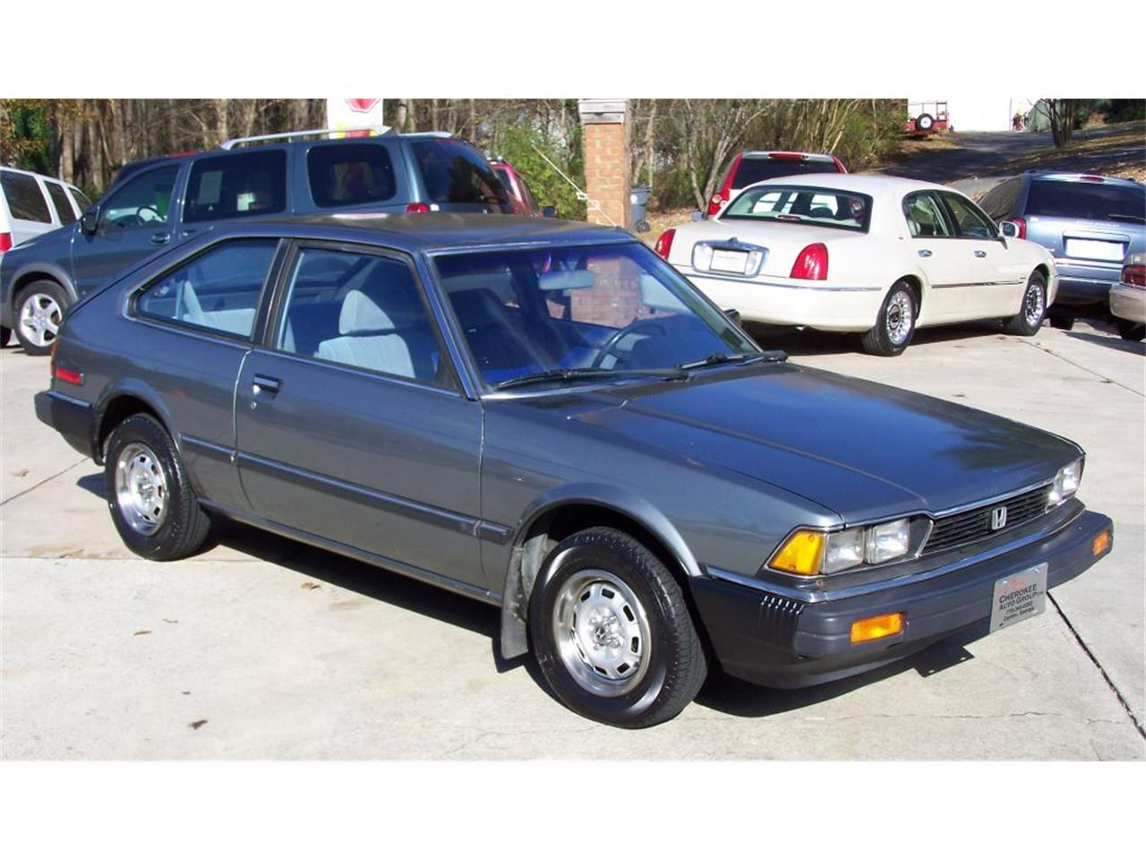 large picture of '83 accord lx hatchback - g3a4