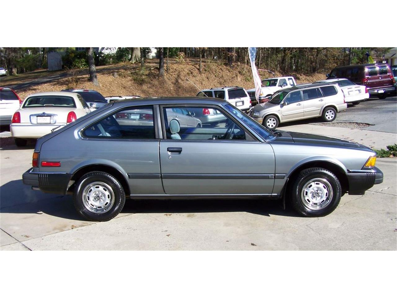 Large Picture of 1983 Accord LX Hatchback - $3,990.00 - G3A4