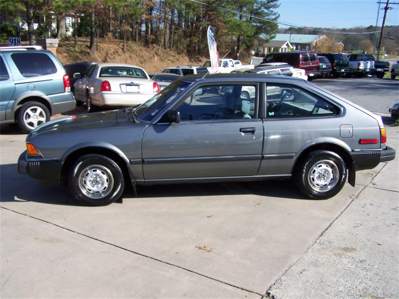 1983 Honda Accord LX Hatchback for Sale | ClassicCars.com ...