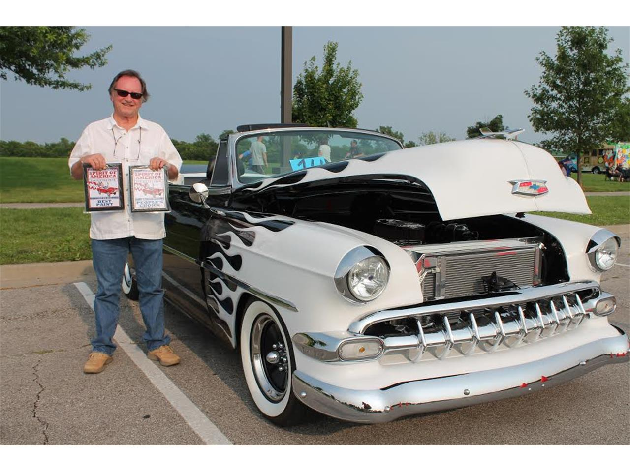 Large Picture of '54 Chevrolet Bel Air - $60,000.00 - G3AE