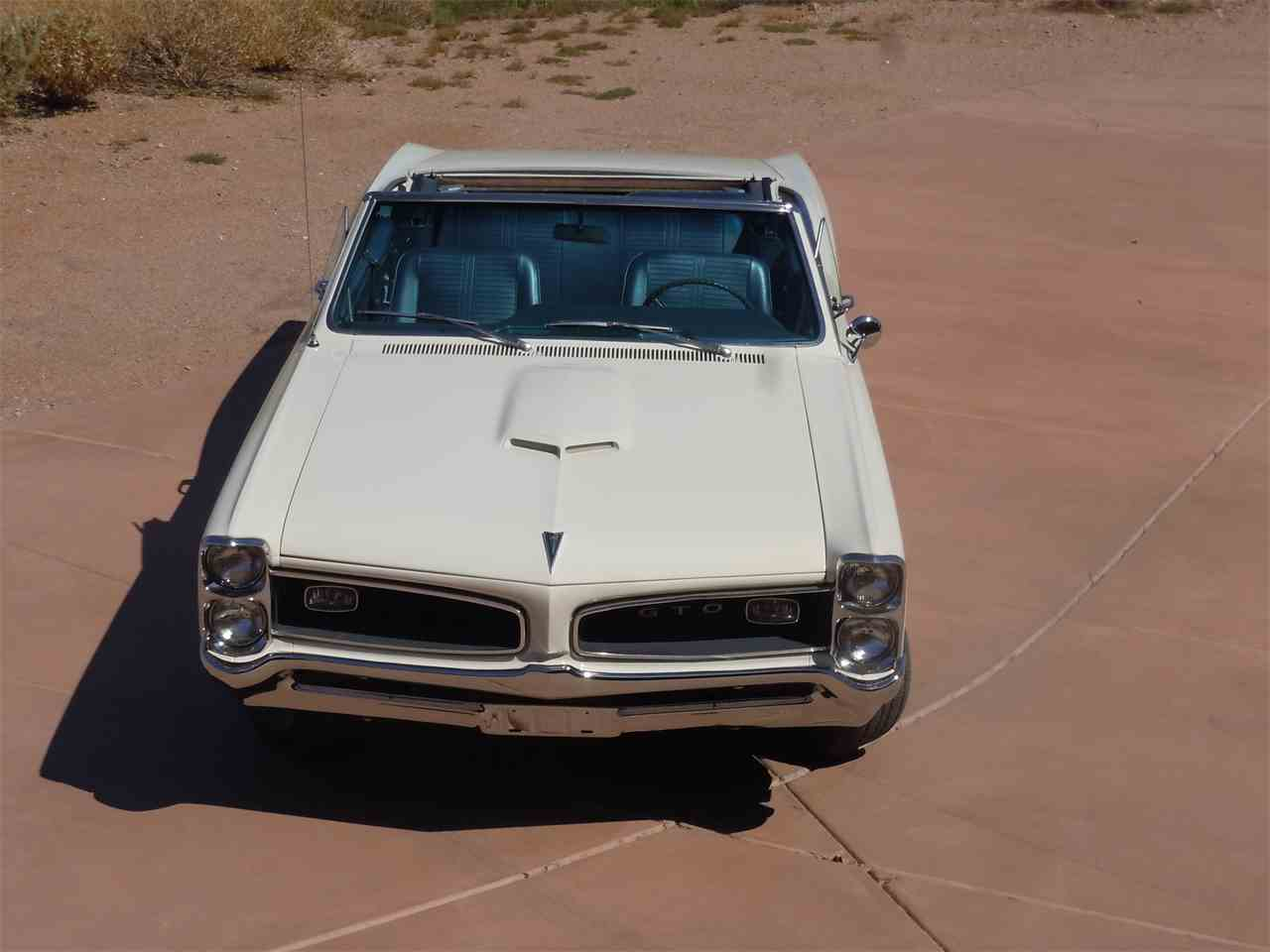 Large Picture of '66 GTO - G8PO