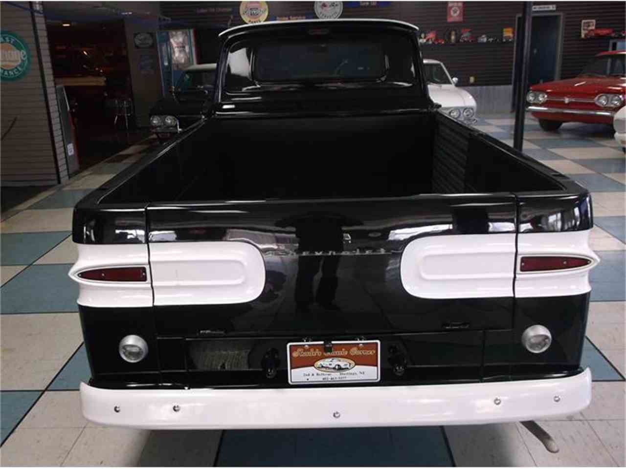 Large Picture of '61 Corvair - G8PU