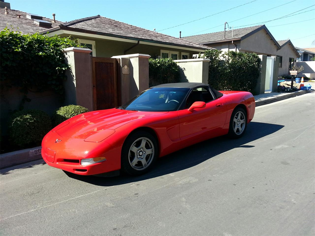 Large Picture of 1998 Corvette located in California - G8R7