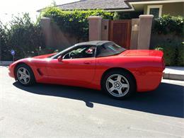 Picture of 1998 Chevrolet Corvette located in Laguna Beach California - G8R7