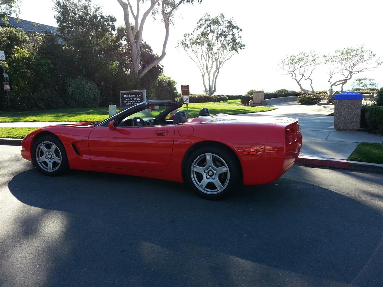 Large Picture of '98 Corvette located in Laguna Beach California - G8R7