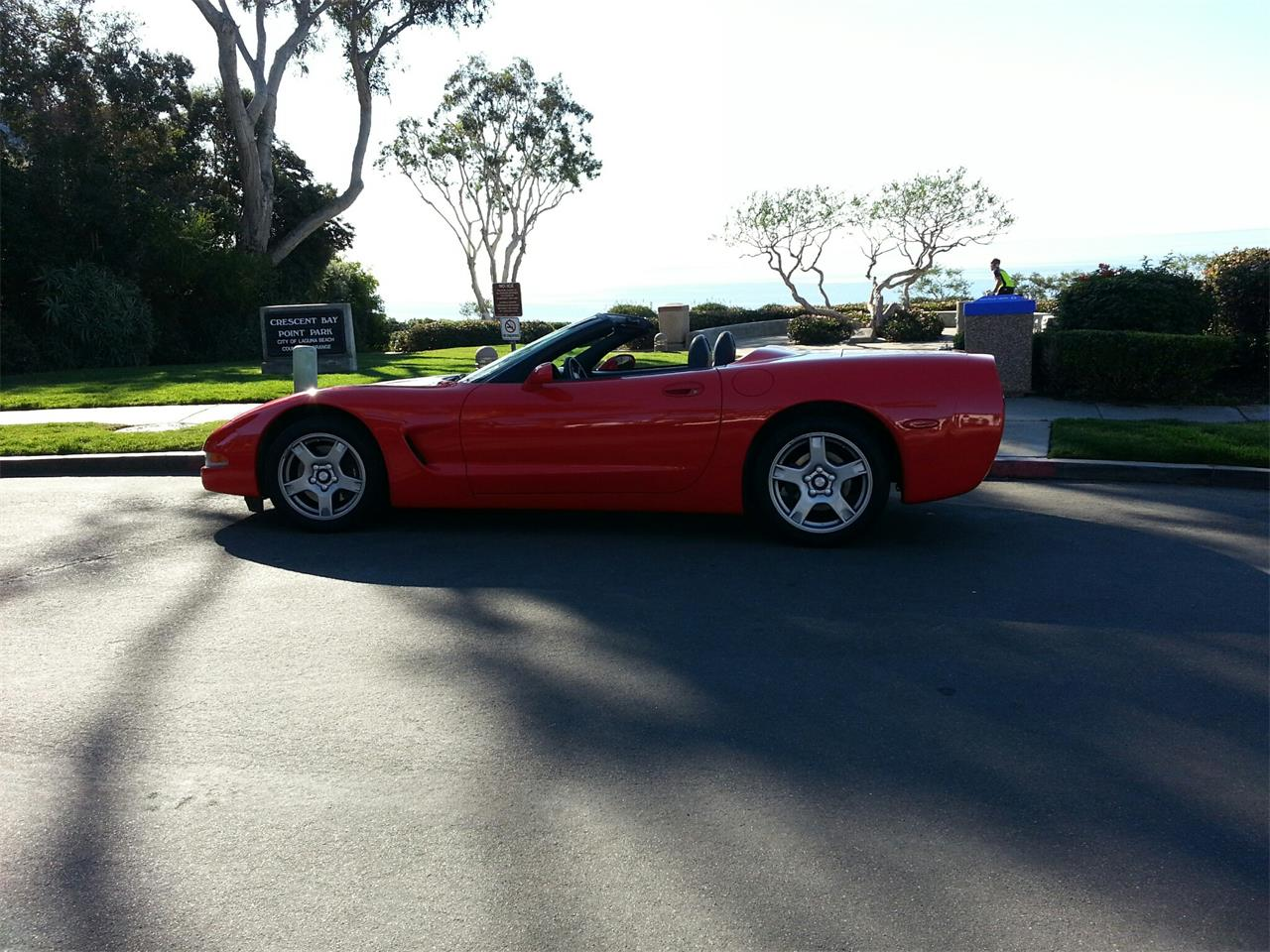 Large Picture of '98 Corvette located in Laguna Beach California Offered by a Private Seller - G8R7