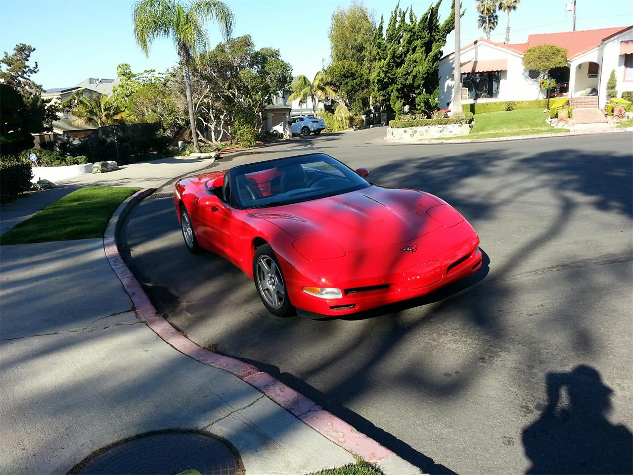Large Picture of '98 Chevrolet Corvette located in California - $22,000.00 - G8R7