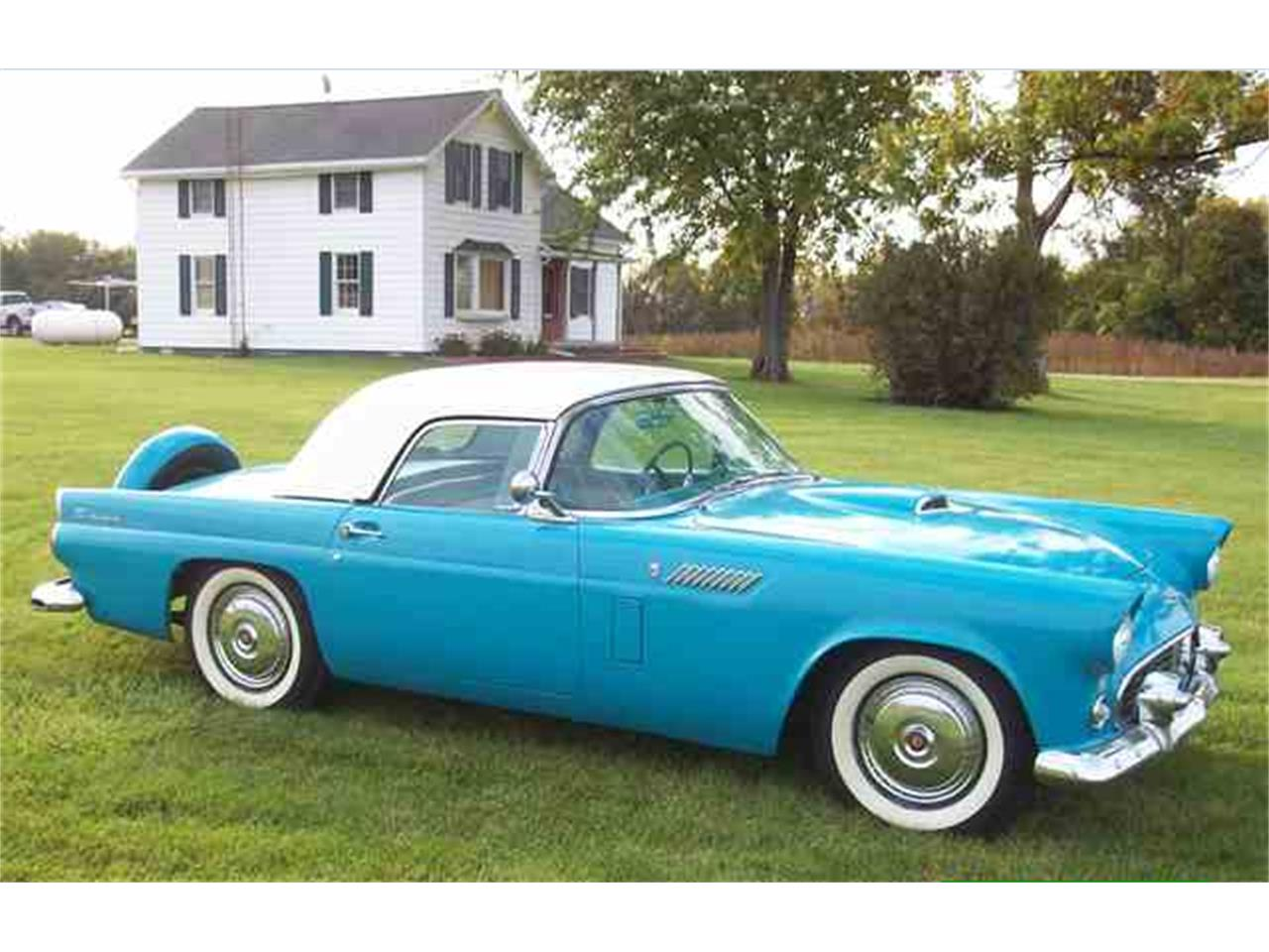 Large Picture of 1956 Ford Thunderbird - G8UX