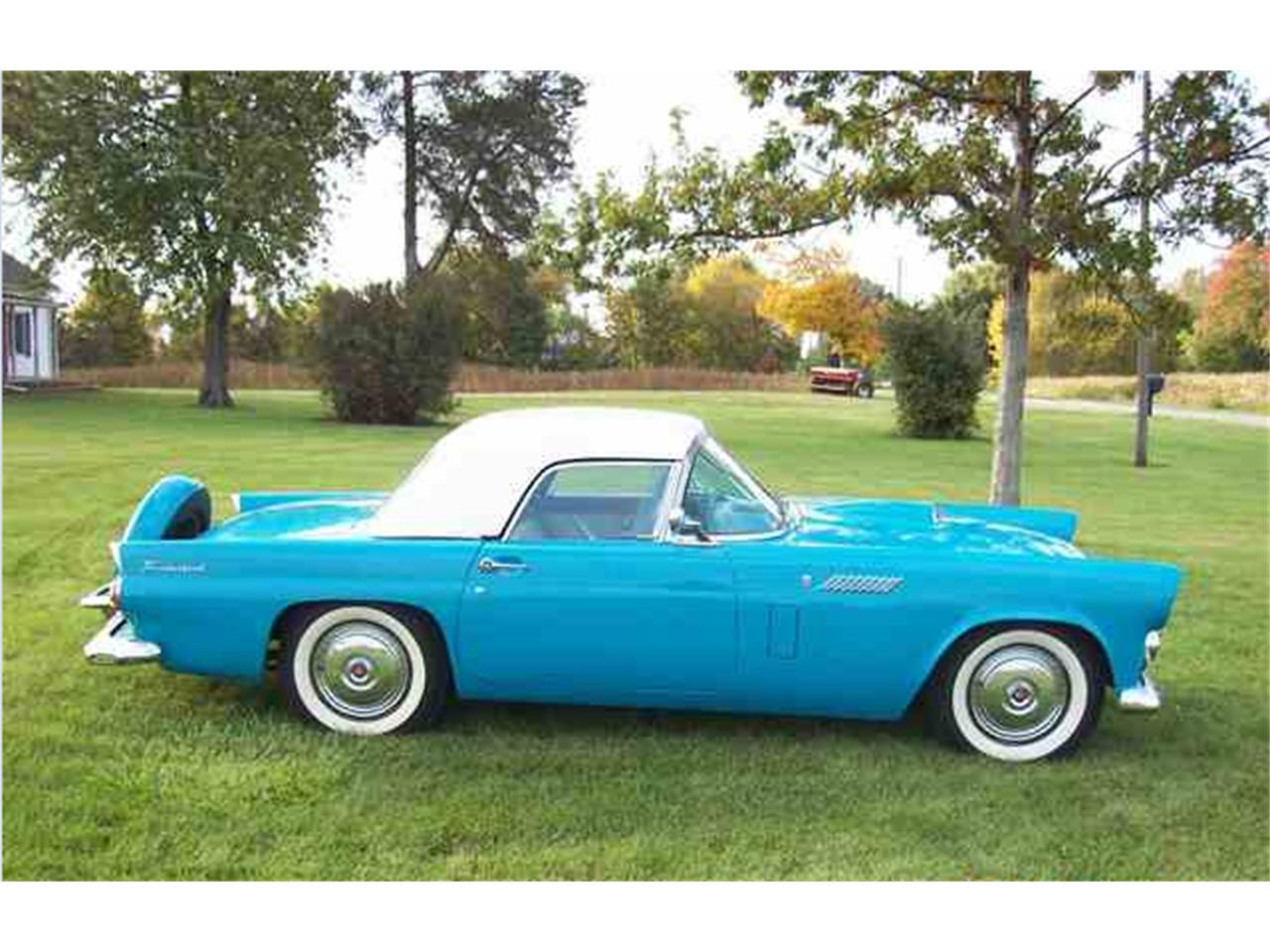 Large Picture of '56 Thunderbird - $30,000.00 Offered by a Private Seller - G8UX