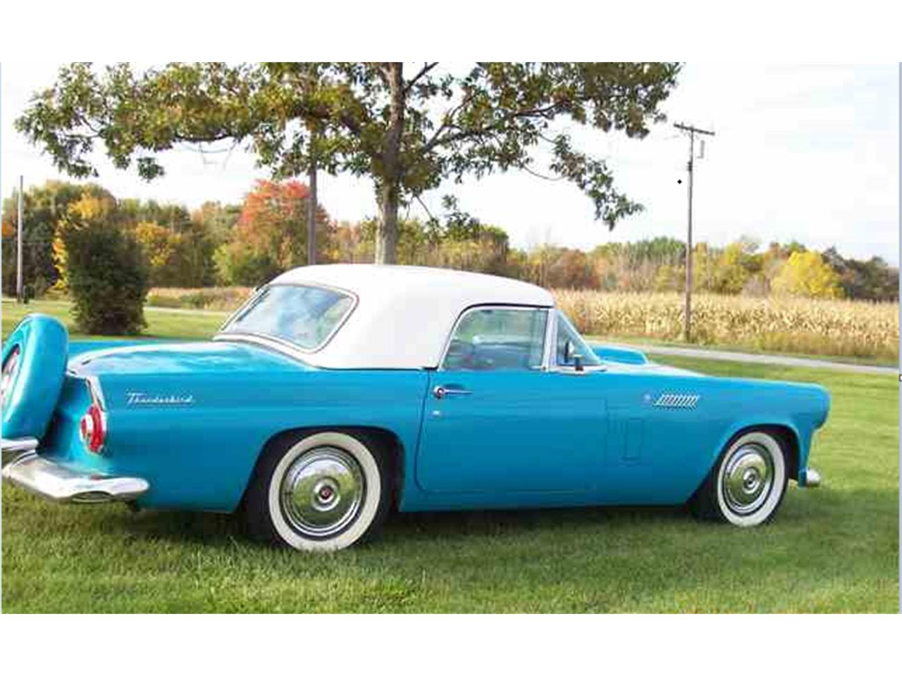 Large Picture of Classic '56 Ford Thunderbird located in Michigan - $30,000.00 - G8UX
