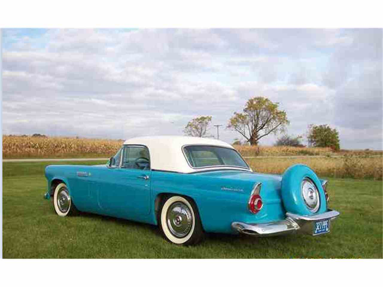 Large Picture of '56 Thunderbird - G8UX