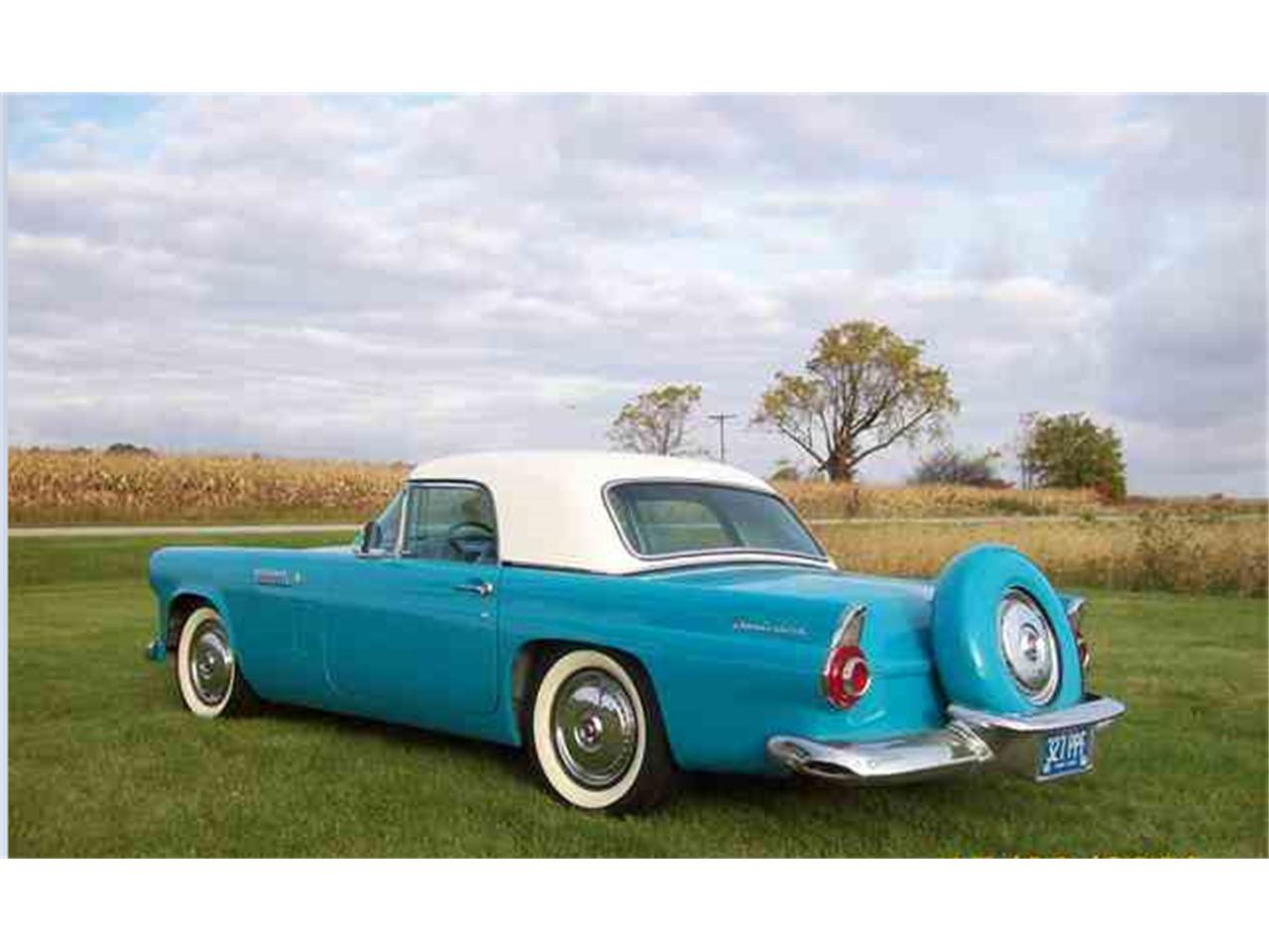 Large Picture of 1956 Ford Thunderbird located in Dundee Michigan - $30,000.00 - G8UX