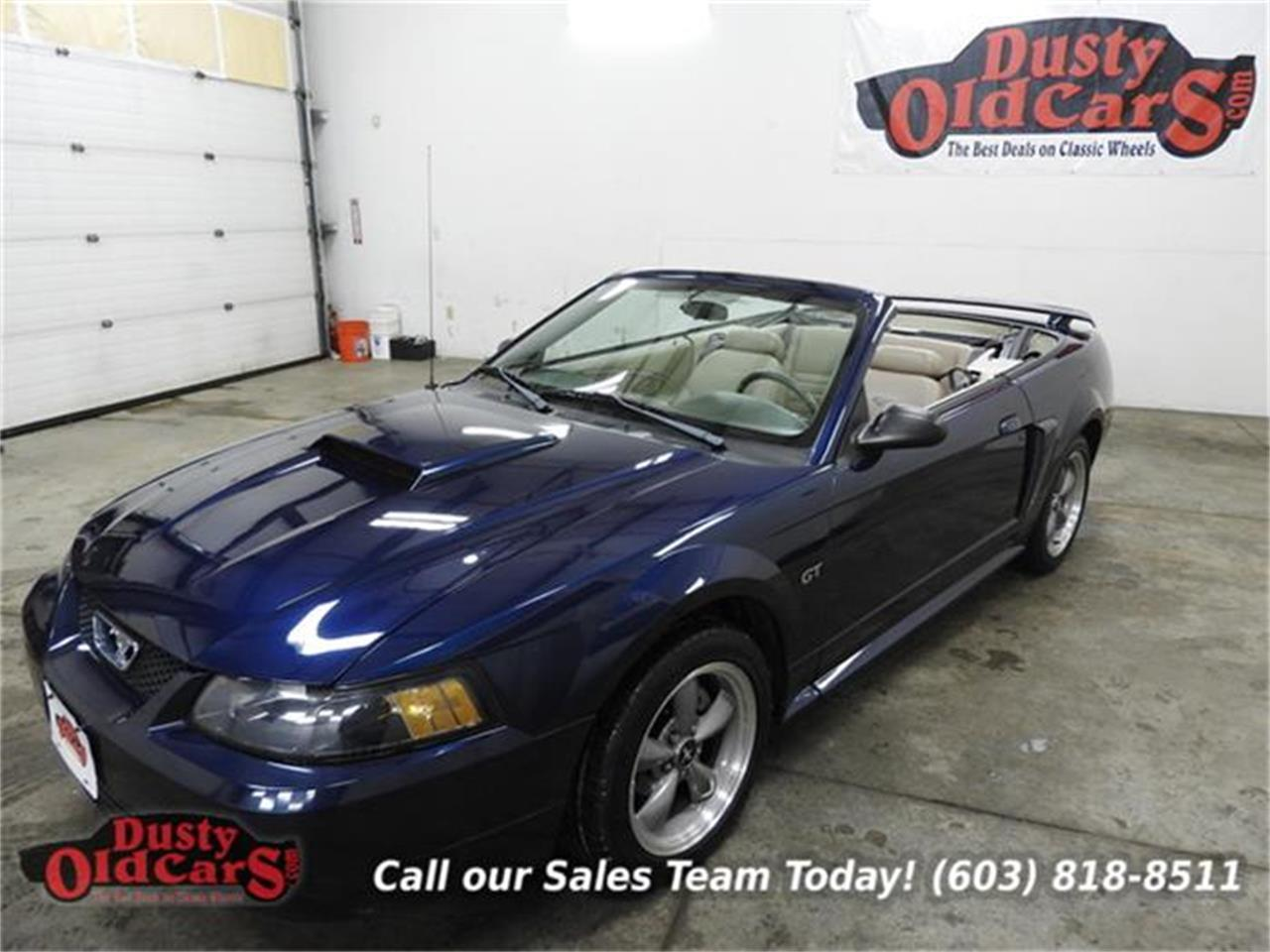 For sale 2002 ford mustang gt in nashua new hampshire