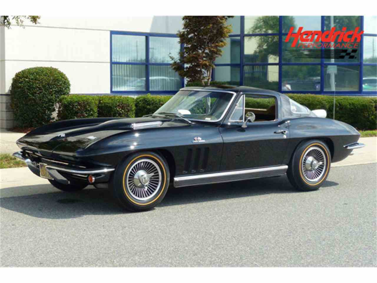 Large Picture of 1966 Corvette - G8VE