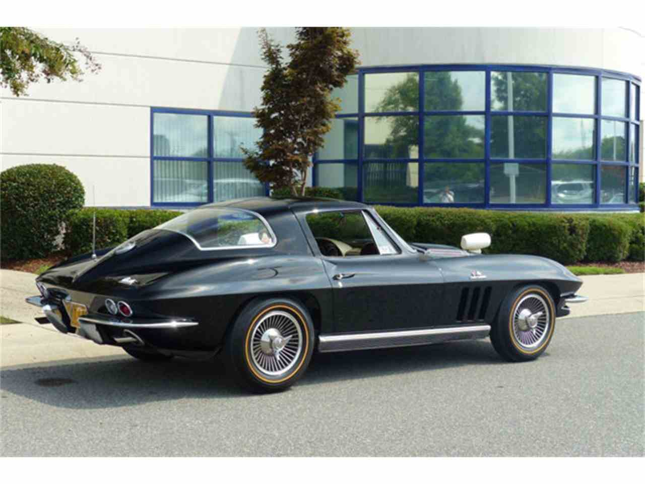 Large Picture of Classic '66 Chevrolet Corvette - $97,490.00 Offered by Hendrick Performance - G8VE