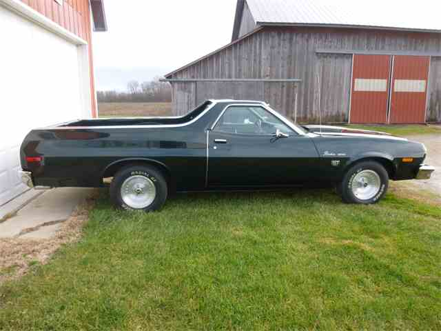 Picture of '74 Ranchero located in Dundee Michigan Offered by a Private Seller - G8VH