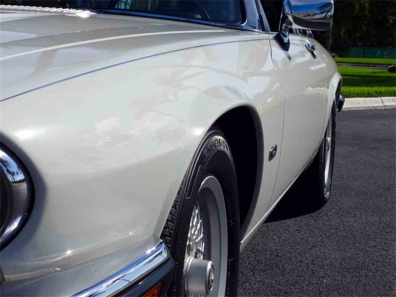 Large Picture of 1992 Jaguar XJS located in Delray Beach Florida Auction Vehicle - G8Z0