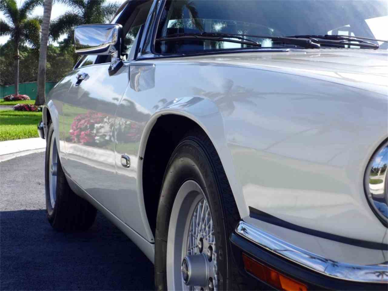 Large Picture of '92 Jaguar XJS located in Delray Beach Florida Auction Vehicle - G8Z0
