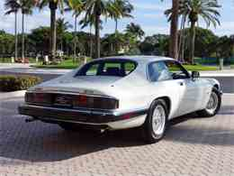 Picture of 1992 Jaguar XJS located in Delray Beach Florida Auction Vehicle Offered by Pedigree Motorcars - G8Z0
