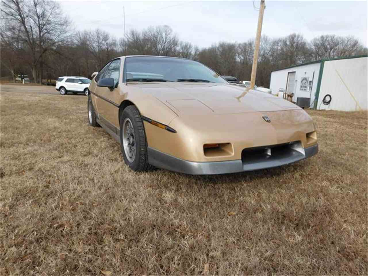 Large Picture of '87 Fiero - G8Z8