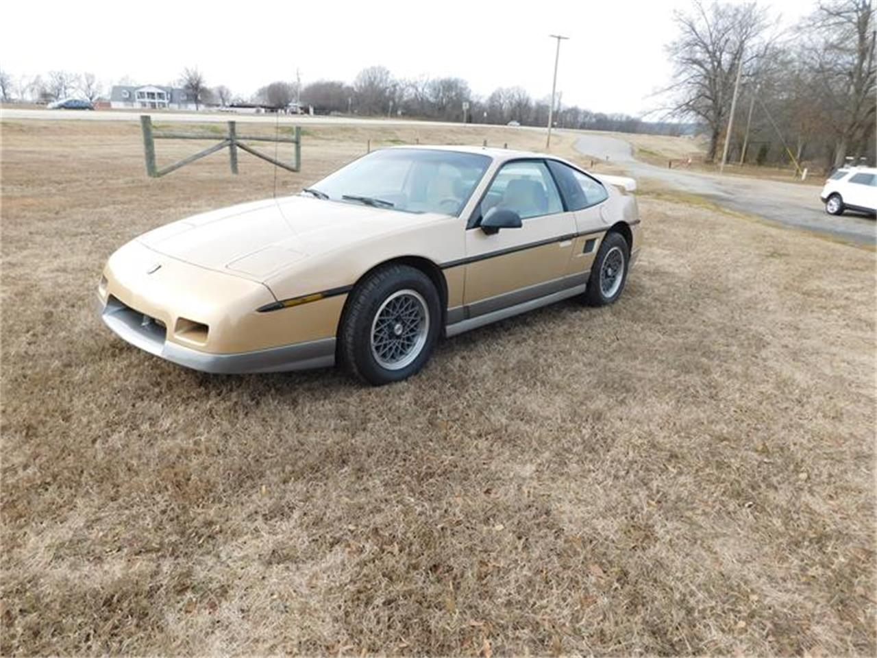 Large Picture of '87 Pontiac Fiero - $8,000.00 - G8Z8