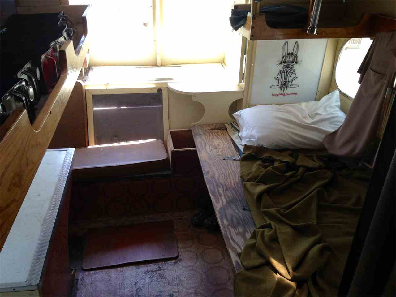 Large Picture of Classic '50 Von Dutch Bus located in Arizona - $8,800,000.00 - G8ZA