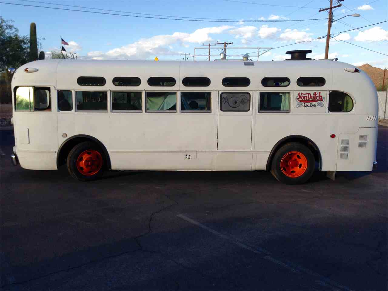 Large Picture of 1950 Von Dutch Bus - $8,800,000.00 Offered by a Private Seller - G8ZA