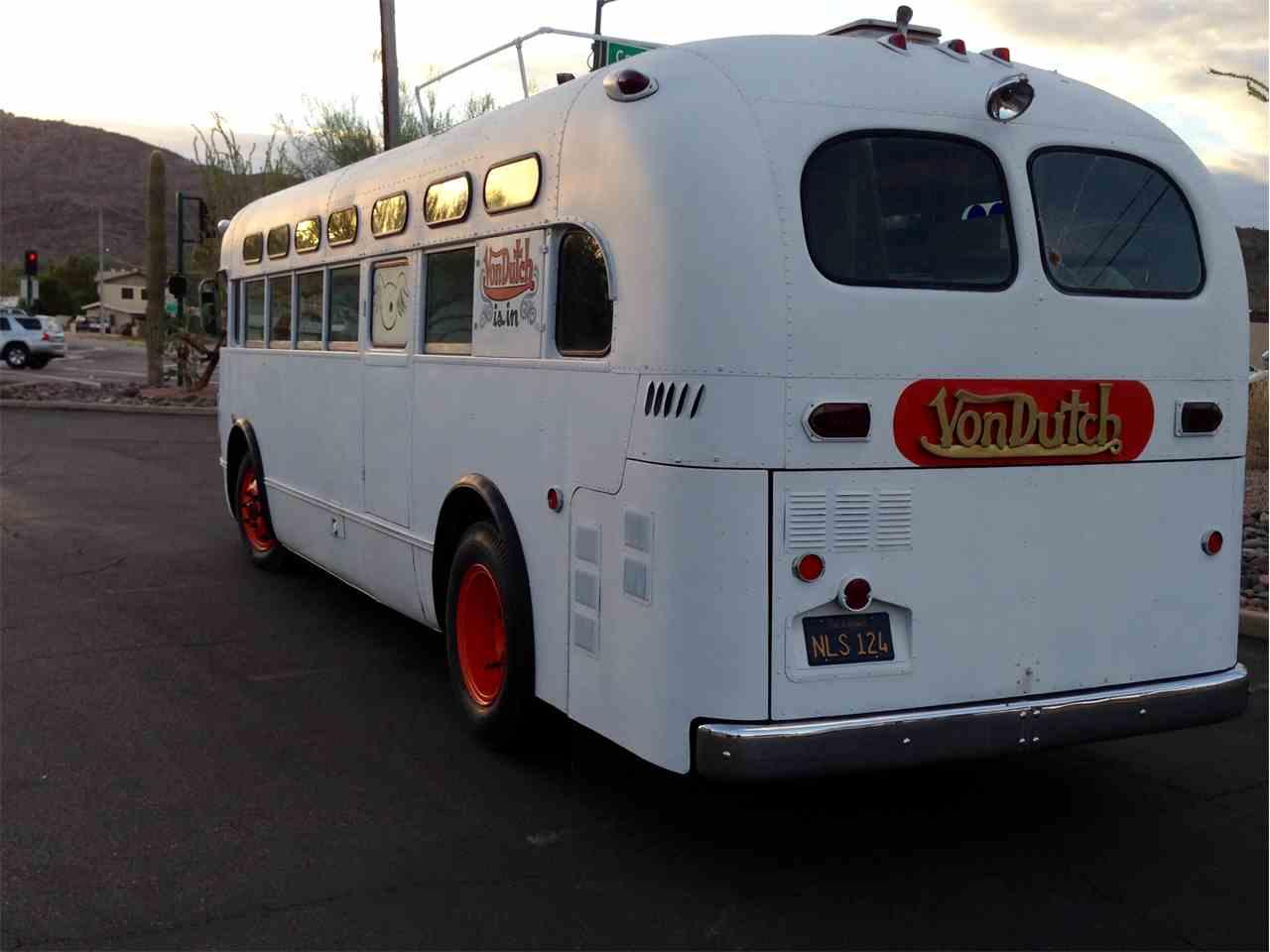Large Picture of Classic 1950 Von Dutch Bus located in Arizona - $8,800,000.00 - G8ZA