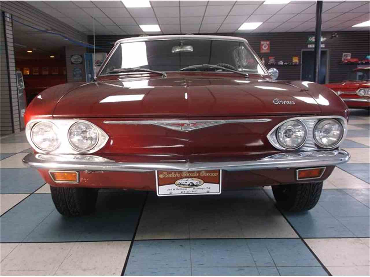 Large Picture of '65 Corvair - G8ZZ