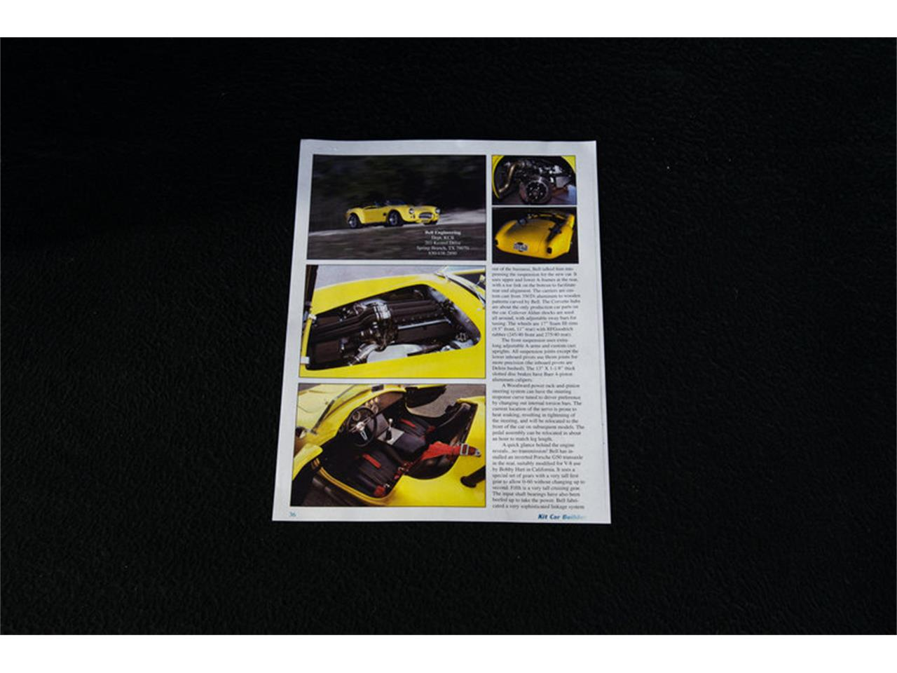 Large Picture of Classic '65 Cobra - $74,900.00 Offered by RK Motors Charlotte - G3C0