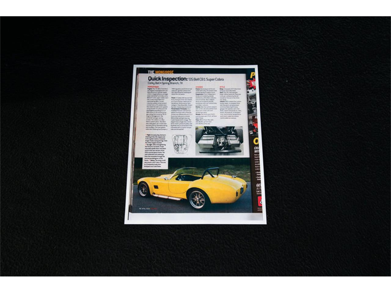 Large Picture of '65 Cobra - $74,900.00 Offered by RK Motors Charlotte - G3C0