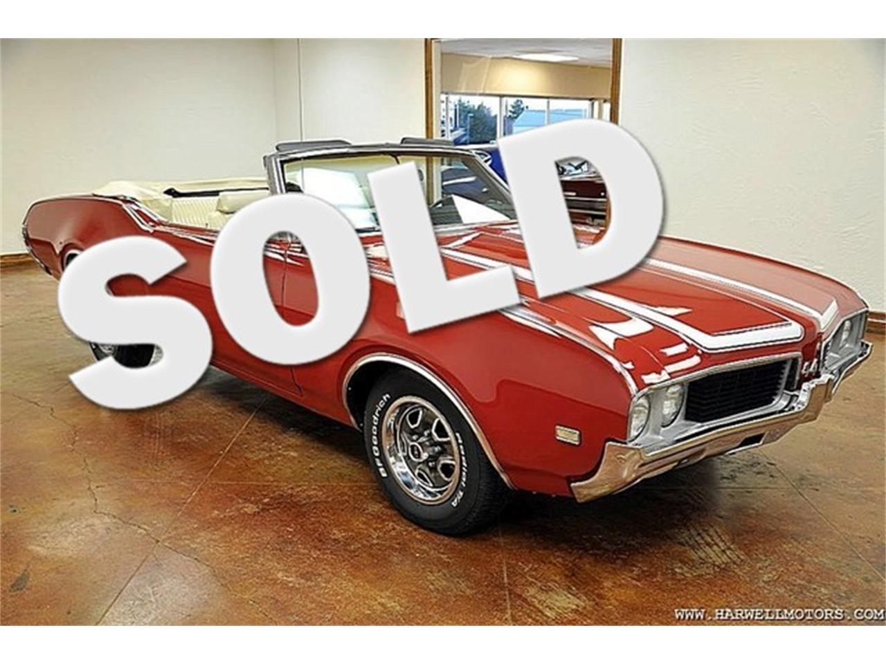 Large Picture of Classic 1969 442 - $39,500.00 - G93G