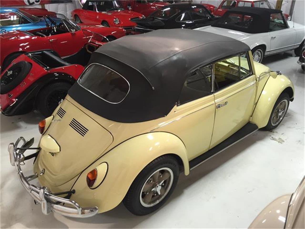 Large Picture of '67 Beetle - G95P