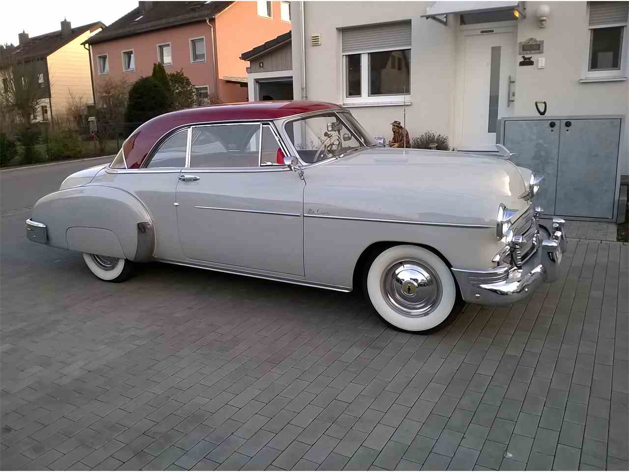 Large Picture of 1950 Chevrolet Bel Air Offered by a Private Seller - G97W