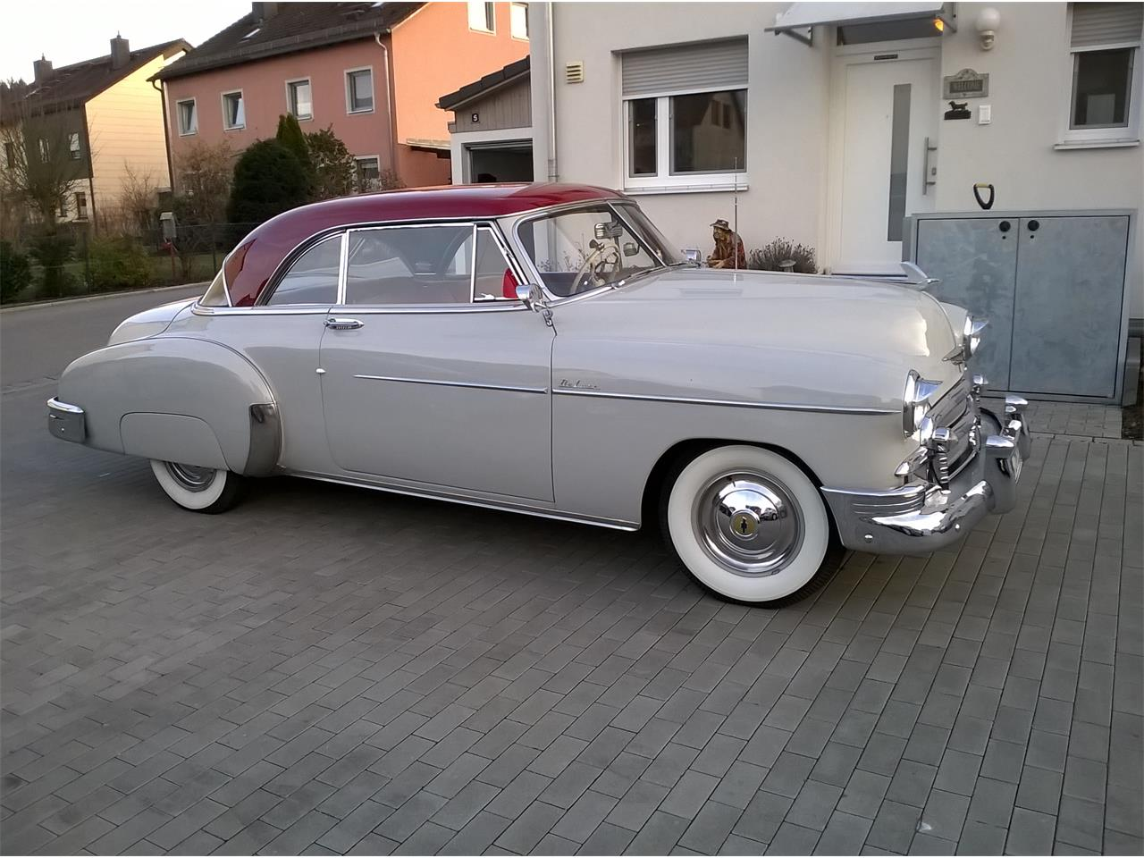 Large Picture of Classic 1950 Bel Air located in Tacoma Washington - $29,000.00 - G97W