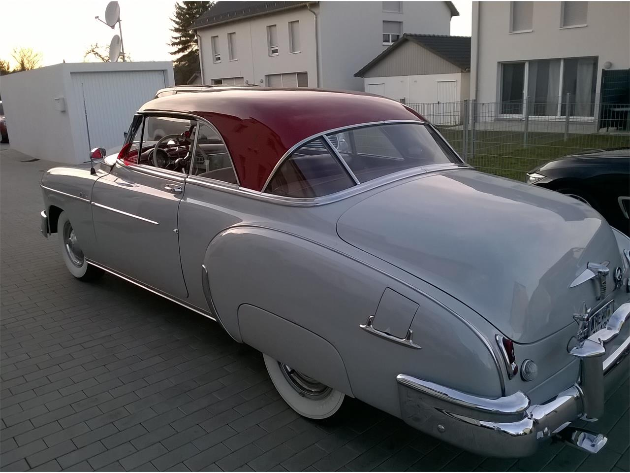 Large Picture of Classic 1950 Bel Air - G97W
