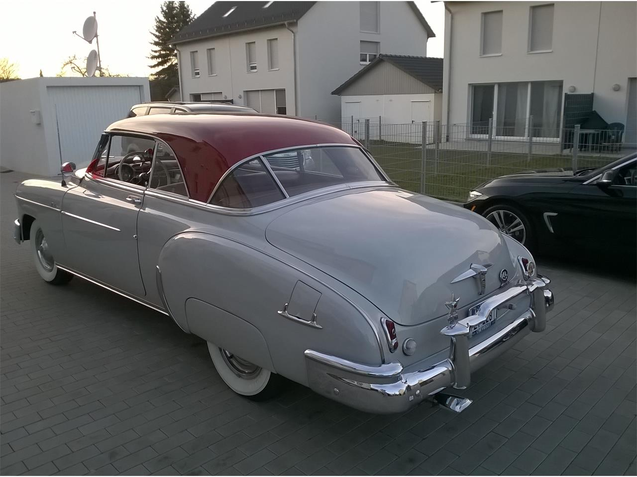 Large Picture of Classic 1950 Chevrolet Bel Air located in Washington Offered by a Private Seller - G97W