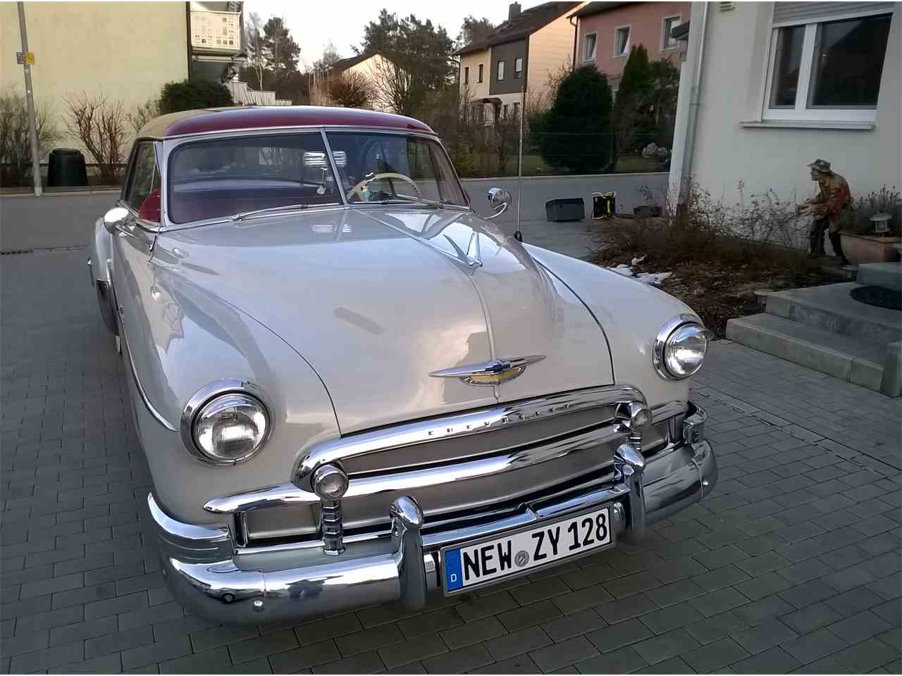 Large Picture of Classic 1950 Chevrolet Bel Air located in Washington - $29,000.00 - G97W
