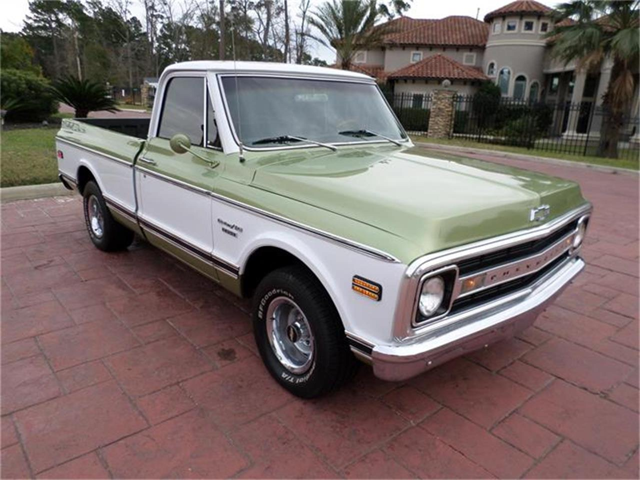 Large Picture of Classic 1970 Chevrolet C/K 10 located in Conroe Texas - G996