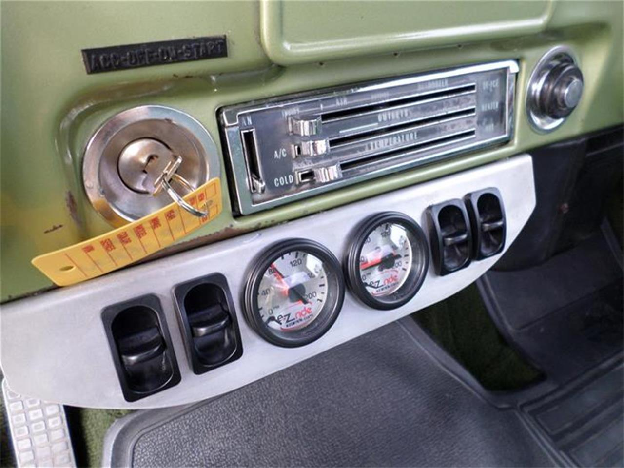 Large Picture of Classic 1970 Chevrolet C/K 10 located in Texas - $24,900.00 Offered by Texas Trucks and Classics - G996