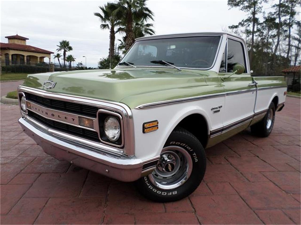 Large Picture of Classic '70 Chevrolet C/K 10 located in Texas - G996