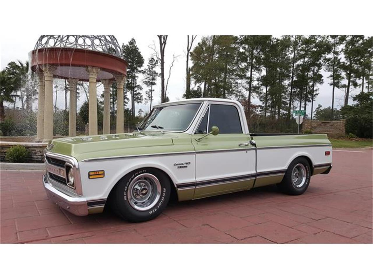 Large Picture of Classic 1970 Chevrolet C/K 10 located in Texas - G996