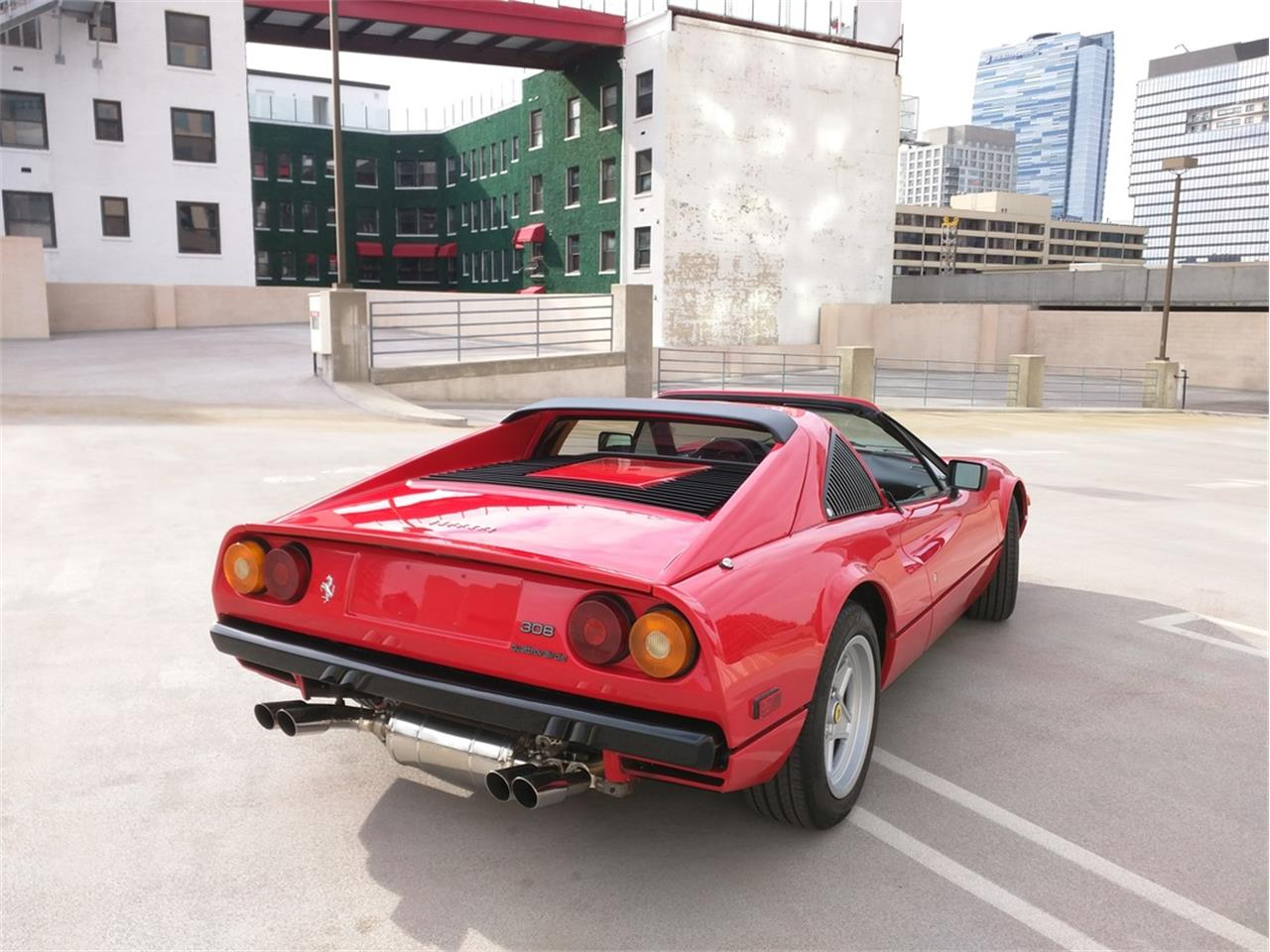 Large Picture of 1985 Ferrari 308 GTS - G99N